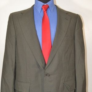 Tom James Suits & Blazers - Tom James 42S Bespoke Sport Coat Blazer Suit Jacke